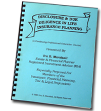 Disclosure Publication